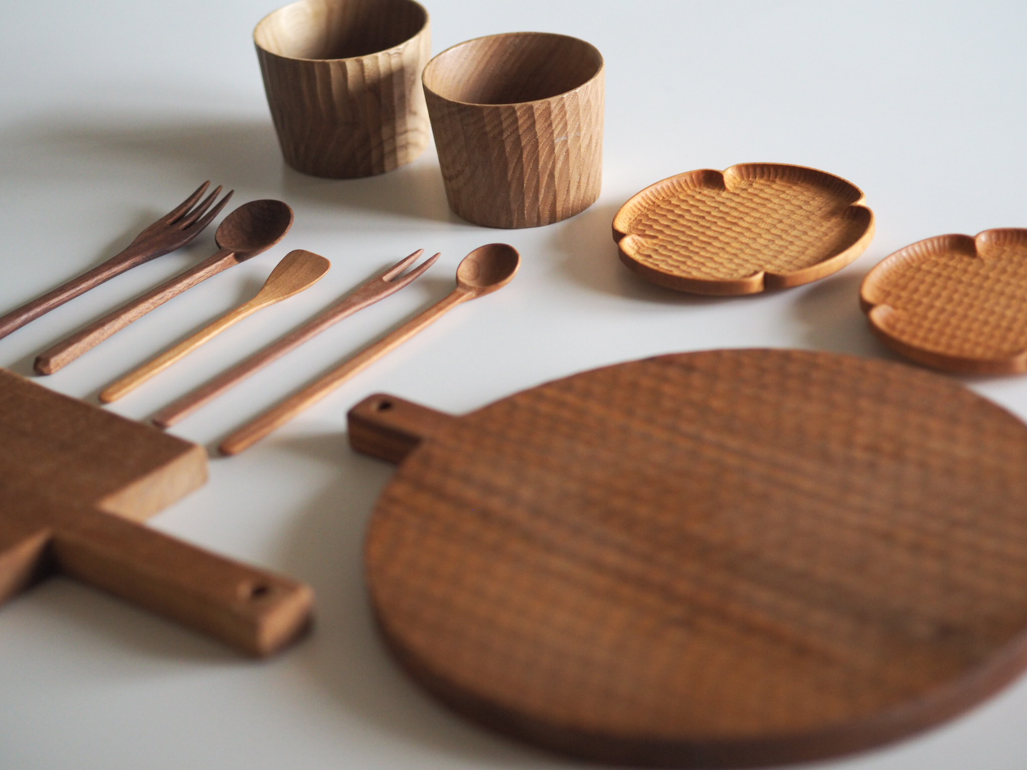 <もの選びのルール>片付けまで楽しめる好きなもの・木の器編