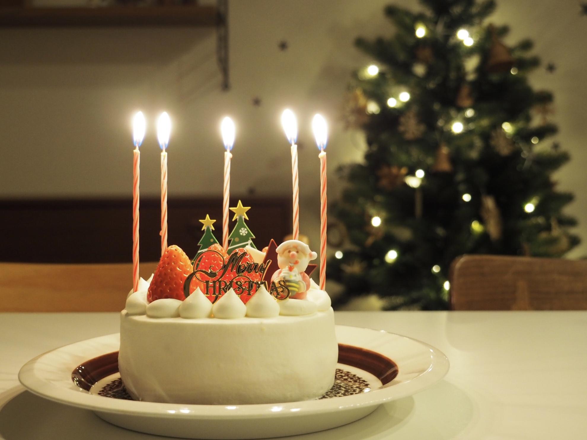 <5歳と7歳になりました>お誕生日とクリスマスのこと