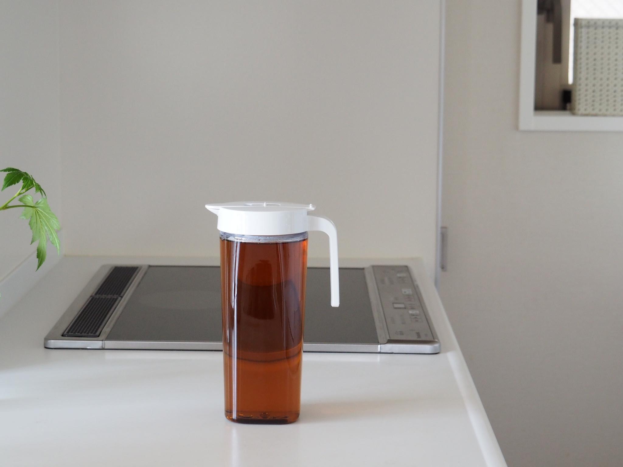 <軽い・持ちやすい>ニトリの冷茶ポット