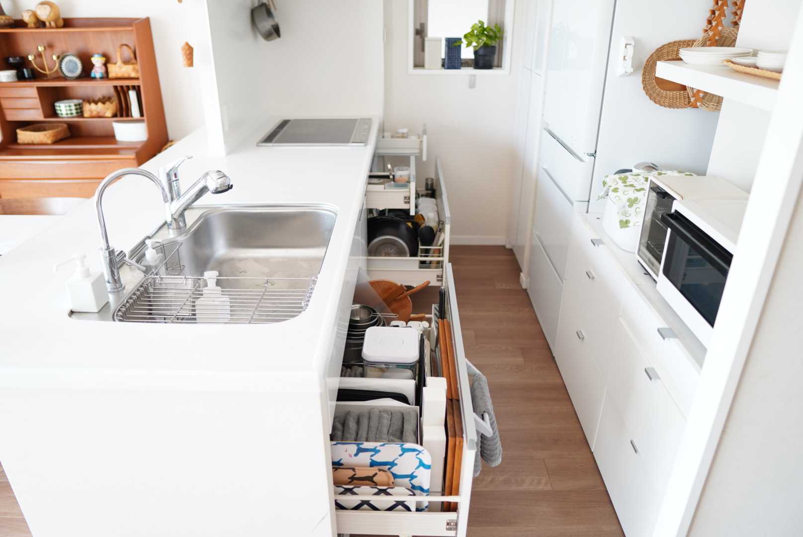 【大掃除の前に】キッチンの引き出し