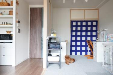 【リアルな5年使用レポ】和室のタイルカーペット